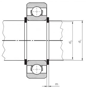 GRW Assembly Shaft Circlips