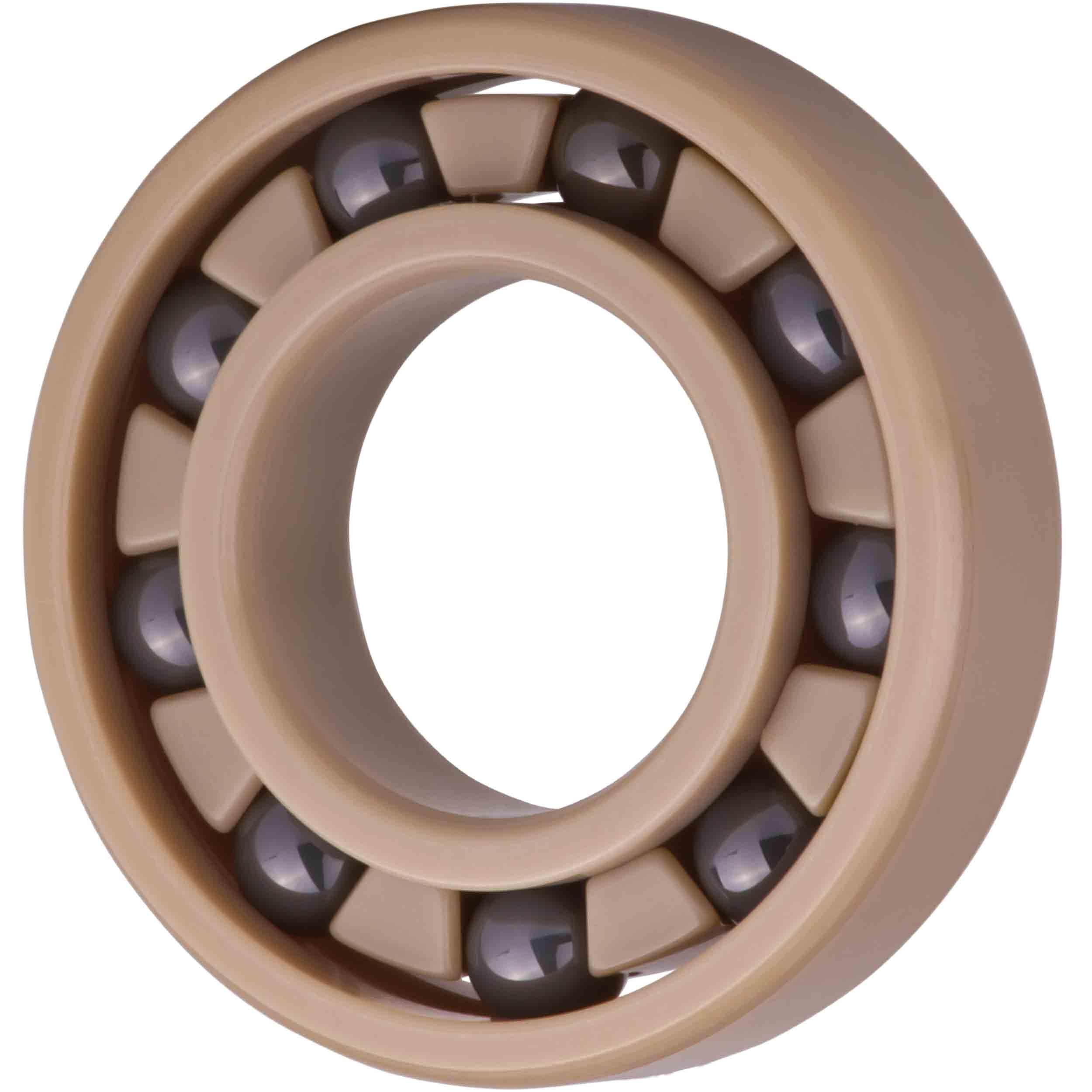 Hybrid full ceramic bearings for Ceramic bearings for electric motors