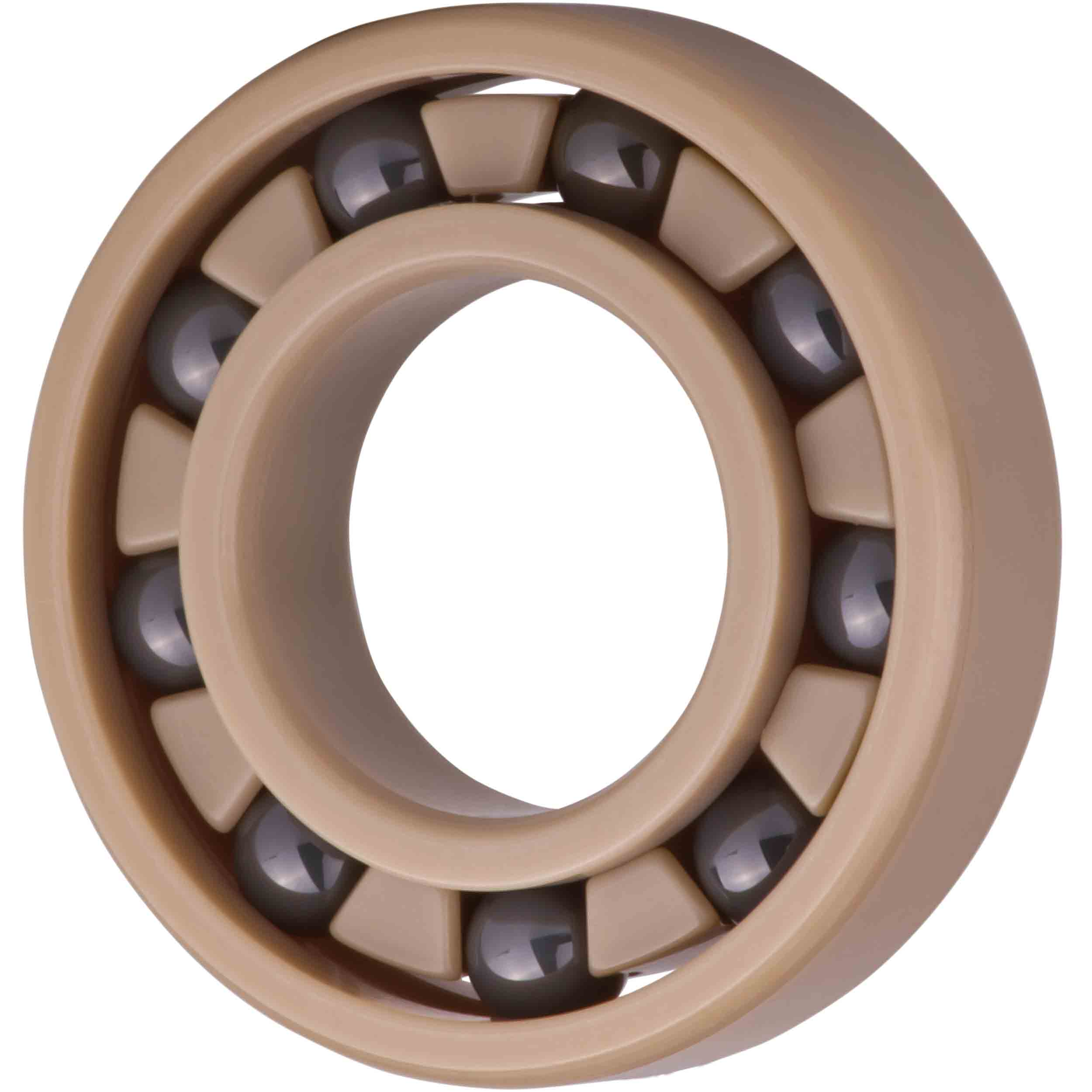 Hybrid Full Ceramic Bearings Principle Engineering