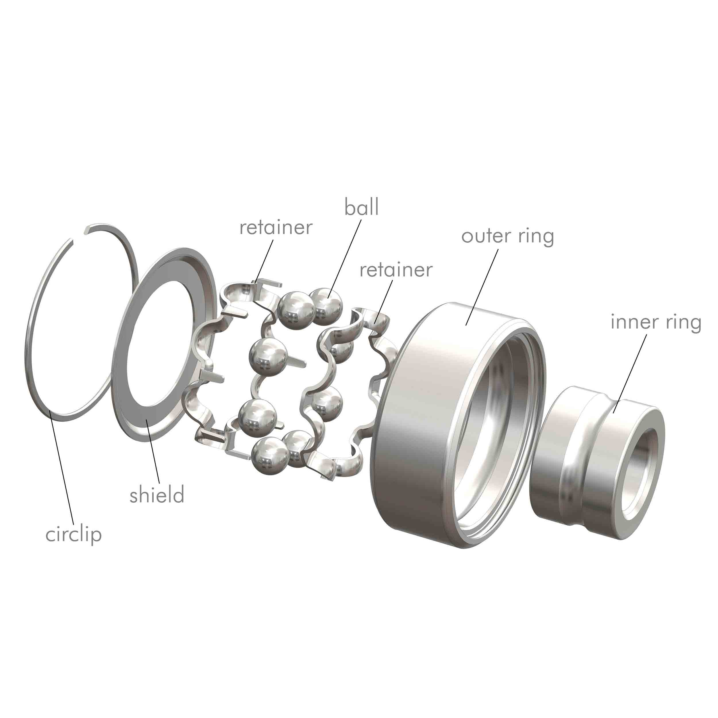 GRW-Ball-Bearings-Shims-Springs-Circlips