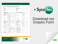 Sycotec Spindles Enquiry Form