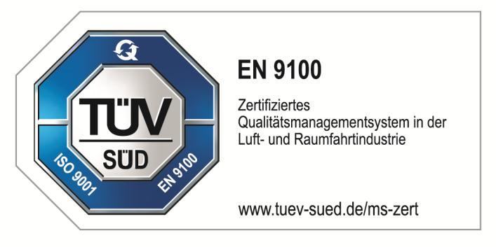 EN-9100-Certification Aviation